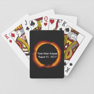 Jogo De Carta Eclipse 2017 solar total
