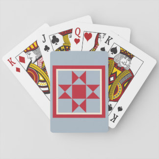 Jogo De Carta Estofe cartões de jogo - a estrela de Ohio