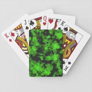 Jogo De Carta Explosão do verde
