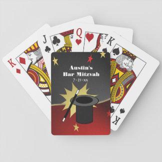 Jogo De Carta Favor de partido mágico da mostra