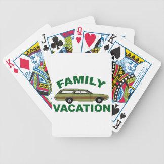 Jogo De Carta férias em família 80s