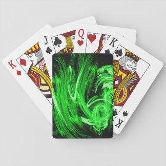 Jogo De Carta Fumo verde