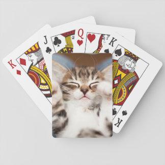 Jogo De Carta Gatinho em meu regaço