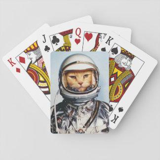 Jogo De Carta Gato do espaço