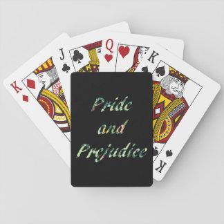 Jogo De Carta O orgulho e o preconceito de Jane Austen