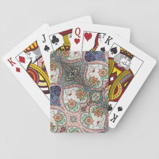Jogo De Carta Olhos da flor & espinhos, cartões de jogo