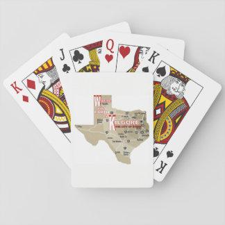 Jogo De Carta Onde em cartões de jogo de Earth_Kilgore