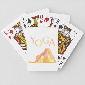 Jogo De Carta Poses da ioga