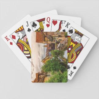 Jogo De Carta Pouca Veneza, pequeno Venise, em Colmar, France