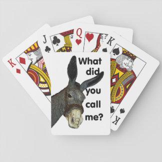 Jogo De Carta Que você me chamou?