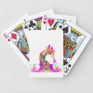 Jogo De Carta Rei Pombo Levantamento Série da ioga de Boho