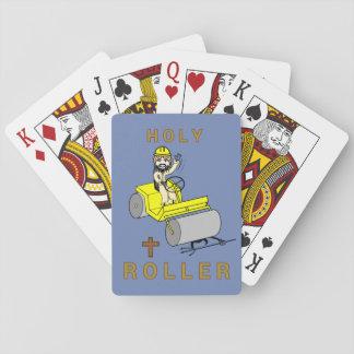 Jogo De Carta Rolo santamente (cartões)