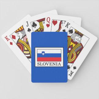 Jogo De Carta Slovenia