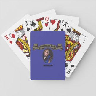 Jogo De Carta SPS os cartões de jogo do Ringmaster