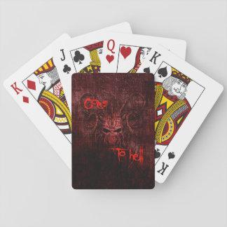 Jogo De Carta Vai ao inferno