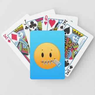 Jogo De Carta Zipper Emoji