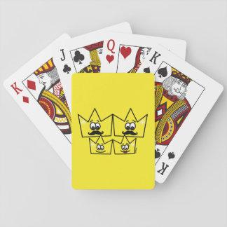 Jogo de Cartas Baralho - Família Gay Homens Jogos De Baralhos