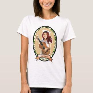 Jogo de St Cecilia para nós camisa das senhoras t