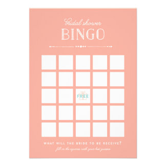 Jogo do chá de panela - Bingo Convites