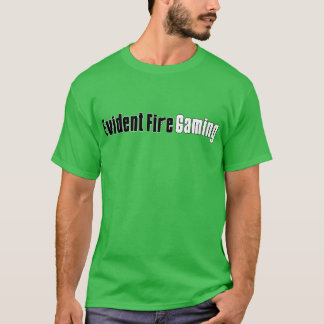 Jogo evidente do fogo - t-shirt Unturned Camiseta