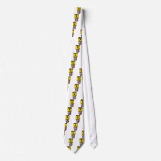 Jogo lento em ferradura das crianças gravata