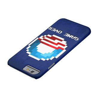 Jogo sobre capas de iphone de Obama