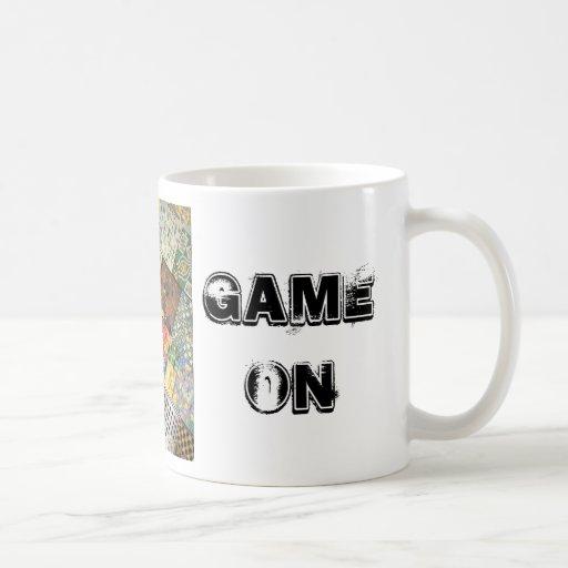 Jogo sobre!  Jogos de mesa Canecas