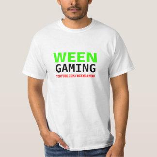 JOGO, WEEN, Youtube.com/WeenGaming Tshirt