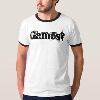 Jogos? Camiseta