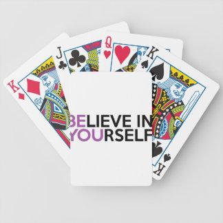Jogos De Baralho Acredite em o senhor mesmo - seja você