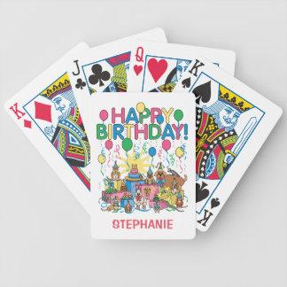 Jogos De Baralho Animais de festa de aniversário