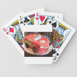 Jogos De Baralho Bolo do carro de McQueen