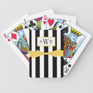 JOGOS DE BARALHO CHIQUE QUE JOGA O ARCO DE CARDS_BLACK/WHITE