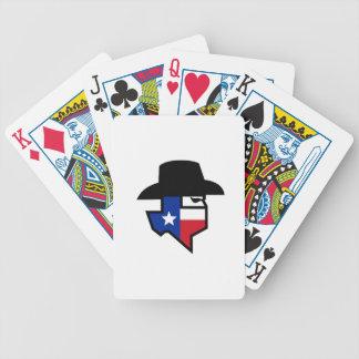 Jogos De Baralho Ícone da bandeira de Texas do bandido