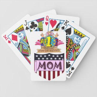 Jogos De Baralho Mamã do número um