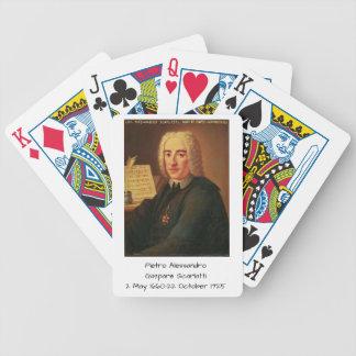 Jogos De Baralho Pietro Alessandro Gaspare Scarlatti