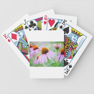 Jogos De Baralho Wildflowers roxos