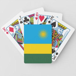 Jogos De Baralhos Bandeira de Rwanda