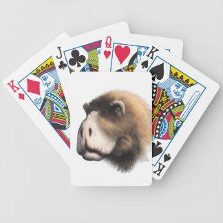 Jogos De Baralhos Canecas e cartões de jogo com trabalhos de arte do