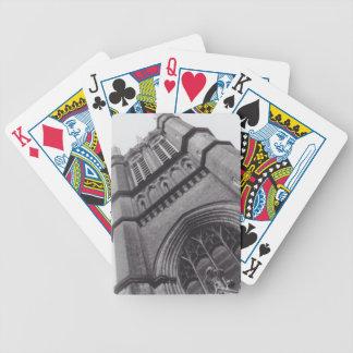Jogos De Baralhos Cartões de jogo velhos da igreja (bicicleta)
