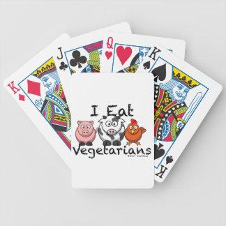 Jogos De Baralhos Eu como Vegitarians