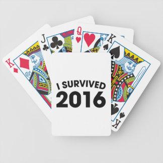 Jogos De Baralhos Eu sobrevivi a 2016