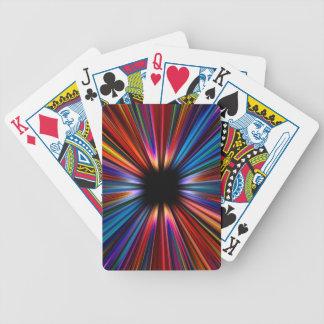 Jogos De Baralhos Explosão colorida do starburst