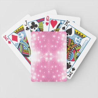 Jogos De Baralhos Kaleidasope Sparkling cor-de-rosa