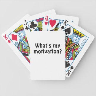Jogos De Baralhos O que é minha motivação