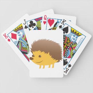 Jogos De Baralhos ouriço pequeno bonito