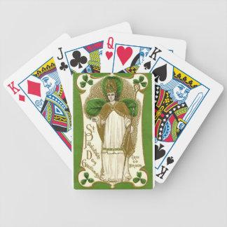 Jogos De Baralhos Poster velho bonito de patrick de santo