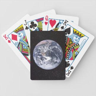 Jogos De Baralhos Terra do planeta do Dia da Terra do espaço