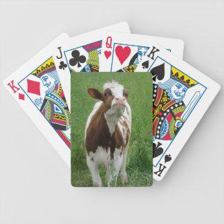 Jogos De Baralhos Vaca de leite da leiteria na fazenda