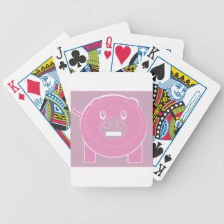 Jogos De Cartas A forma fez o porco